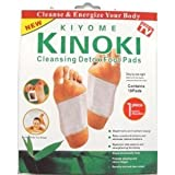 FIVE Boxes of 10 Cleansing Detox Foot Pads Patches (50) KINOKI *As Seen On TV, Health Care Stuffs