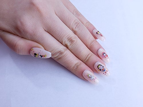 Milky Pink Custom Press on Nails by Unicornails