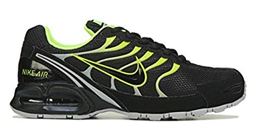 Air Volt - Nike Air Max Torch 4 Men's Running Shoe Black/Volt-atmosphere Grey, Size 10.5 US