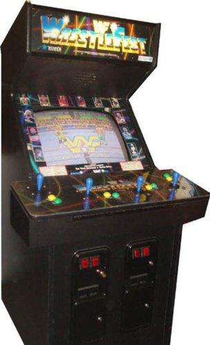 wwf royal rumble arcade machine