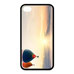 Custom Balloon Back case for iphone4,4S JN4S-248