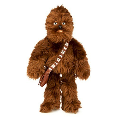 (Disney Chewbacca Plush - Star Wars - Medium - 19'')