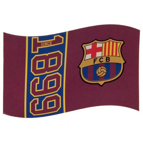 (FC Barcelona Flag SN)