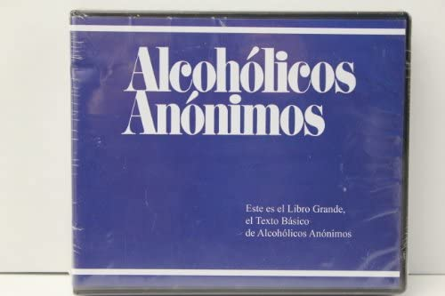 Alcoholicos Anonimos (Spanish) Alcoholics Anonymous Cd Set ...