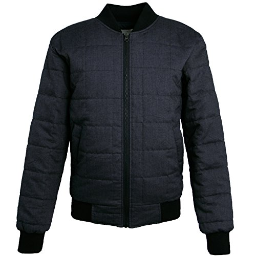 quilted bomber men - 9
