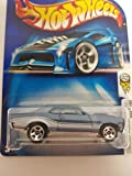 1968 Nova 2004 First Editions 5/100 Hot Wheels Diecast Car No. 005
