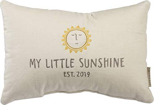 Primitives by Kathy Little Sunshine 2019- Pillow [並行輸入品] B07R6Z3KKZ