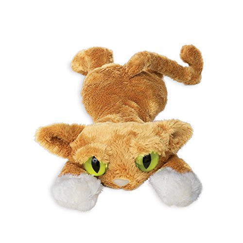 "Manhattan Toy Lanky Cats Goldie 14"" Plush"
