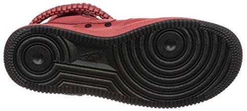 Nike Sko Unisex Wmns Air Force 1 Sf Læder Og Rødt Stof 857.872 Til 600 0vYOT