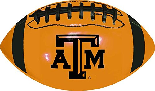 NCAA Texas A&M Aggies Mini Size Neon Orange Boxed Football