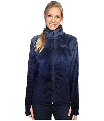 (North Face wmns large novelty Osito jacket cosmic blue)