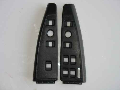 NEW CHEVY 91-96 CAPRICE IMPALA SS BUICK CADILLAC INTERIOR DOOR SWITCH PANELS BLANK BLACK Chevy Caprice Door Panels