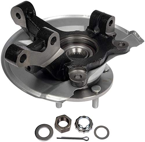 Dorman 698-410 Front Passenger Side Loaded Steering Knuckle for Select Dodge / Jeep Models