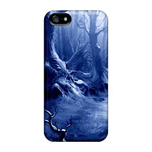 Protection Case For Iphone 6 4.7 / Case Cover For Iphone(haunted Forest)