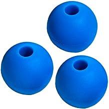 BlueAnt SP-Pump-BL-EB-L BlueAnt Pump Comfort Seal Ear Buds, Large Blue