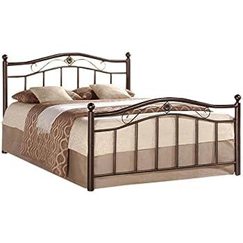 Amazon Com Andover Mills Ballard Platform Bed Queen
