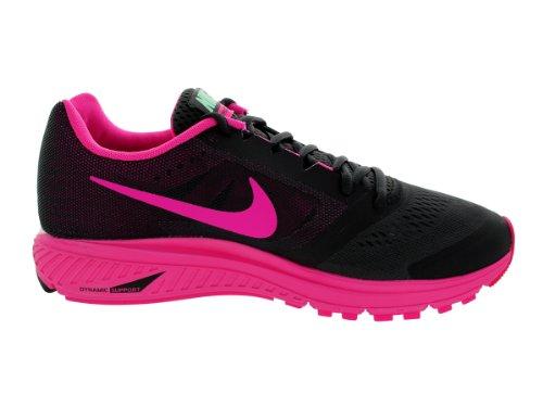 anthracite Zoom Fonc Chaussures Gris Nike De 17 Running Wmns Entrainement Femme Structure vH7xqTxwn5