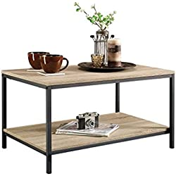 Sauder 420275 Coffee Table, Furniture, Characters Oak