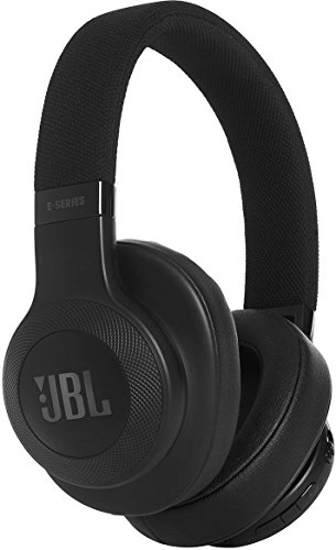JBL JBLE55BTBLK Harman E55 Bluetooth Over-Ear Headphone - Black