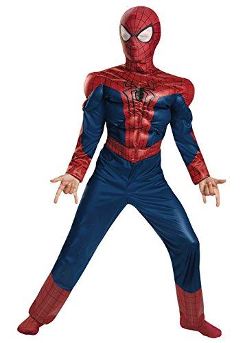 Spiderman 2 Avengers Child Costume Size Medium (The Amazing Spider Man 2 Costumes)