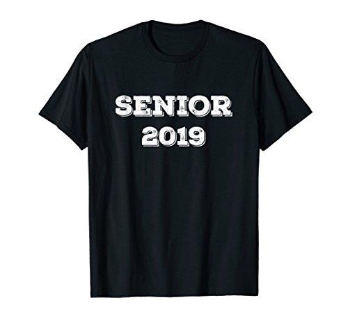 Senior 2019 Back to School Graduation T-Shirt