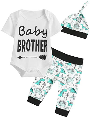 Cute Halloween Baby Clothes - 3PCS Baby Boy Outfit Set Baby
