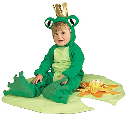 Rubie's Baby Lil' Frog Prince, as as Shown, Infant