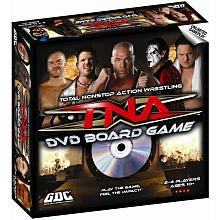 TNA Wrestling DVD Board Game by GDC-GameDevCo Ltd.