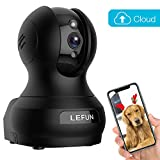 Wireless Security Camera WiFi Dog Pet Camera with 2 Way Audio