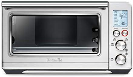Breville BOV860BSS1BCA1 The Smart Oven Digital Air Fryer, 0.8 cu ft