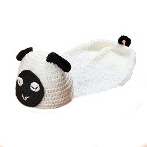 Elee  (Little Lamb Costume Toddler)