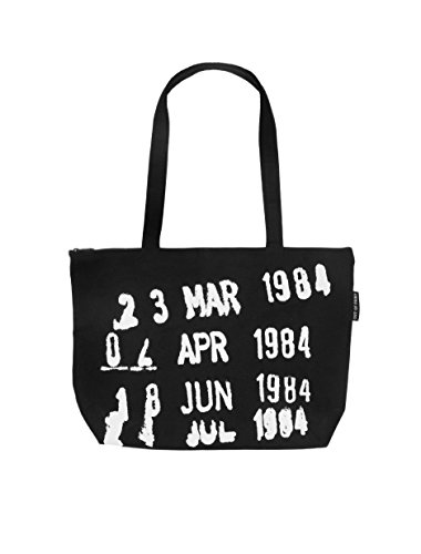 Medium Market Bag - Out of Print Library Stamp Market Tote Bag