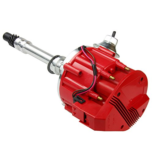 High Performance Professional Racing Hei Distributor Accelerator type for Chevy/gm SBC BBC Small Block/big Block 65k coil 7500RPM 350 454 302 V8