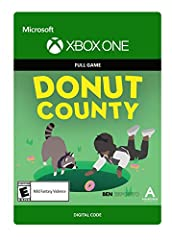 Donut County is a story-based physics puzzle game where you play as an ever-growing hole in the ground. Meet cute characters, steal their trash, and throw them in a hole.System Requirements:Supported Platforms:One - Microsoft Xbox...