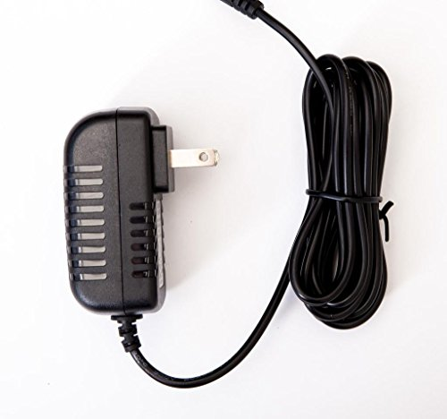 OMNIHIL (8 Foot Long) New AC/DC Adapter for Williams Legato 88-Key Digital Piano