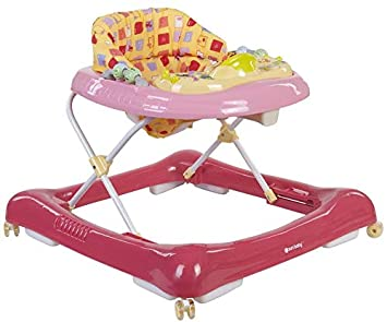 Sun Baby BG0209/R - Andador para bebé con Coche Desmontable ...