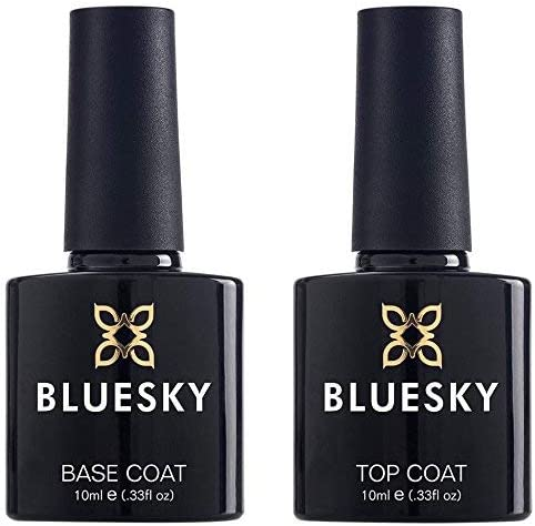 Bluesky Top Gel y Nail Base Coat 10 ml