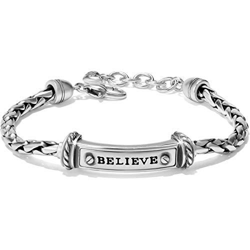 Brighton Believe ID Bracelet