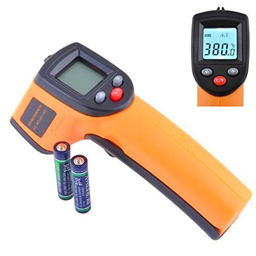 JVS Infrarot Laser Thermometer / Pyrometer / - 50 bis + 380 °C [32 bis 716°F]