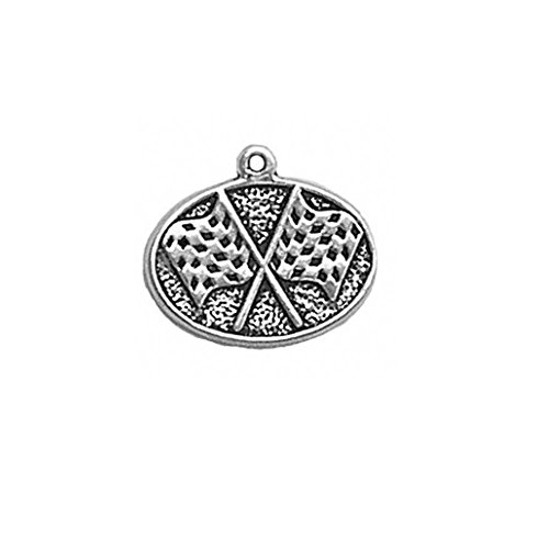 sterling-silver-racing-flags-disk-charm-item-2537