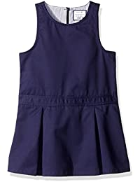 Gymboree Little Girls' Short Sleeve Uniform Dress