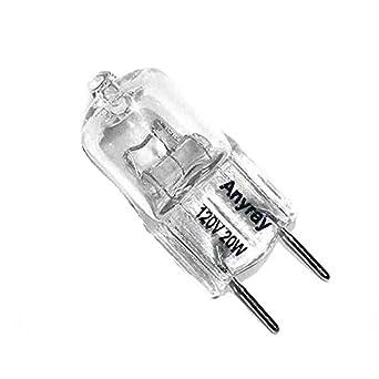 One Bulb G8 20w 20 Watt 120v T4 Halogen Light Bulb Jcd