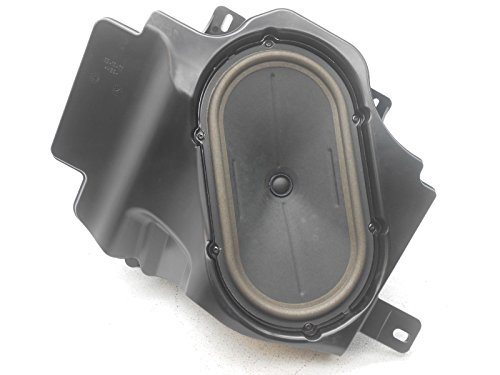 New Genuine OEM 2007-2009 Land Rover Range Rover Subwoofer Speaker