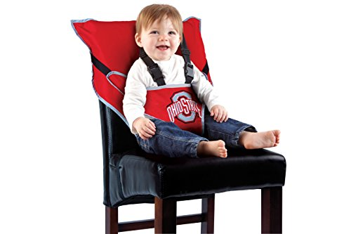 Cozy Cover NCAA Ohio State Buckeyes Unisex Portable Easy Seat, Red, One Size