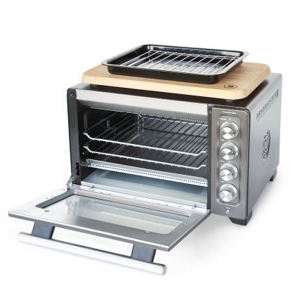 KitchenAid Compact Oven with Interior Light , Slate KitchenAid Toaster And Convection Ovens