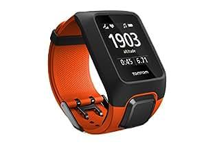 TomTom Adventurer Cardio And Music Outdoor Watch - One - Black
