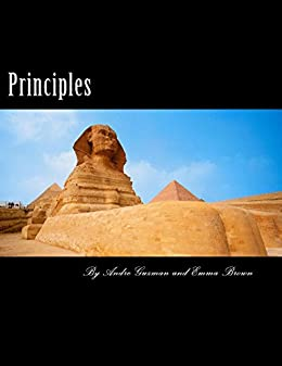 Principles: A guide for young men and women of color on how to conduct ourselves in a society that doesnt accept us.