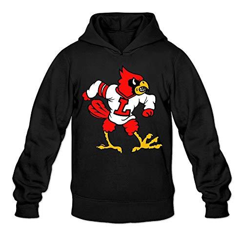 AK79 Men's Hoodies Louisville Cardinals Football ()