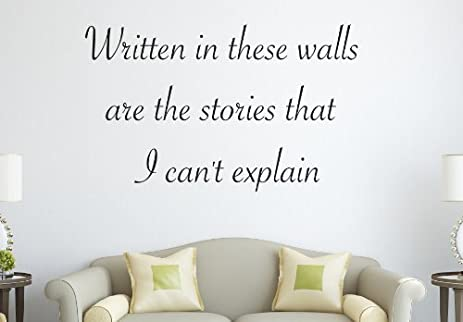 Superieur One Direction 1D The Story Of My Life Lyrics Written In These Walls.