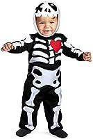XO Skeleton Costume - Baby 12-18